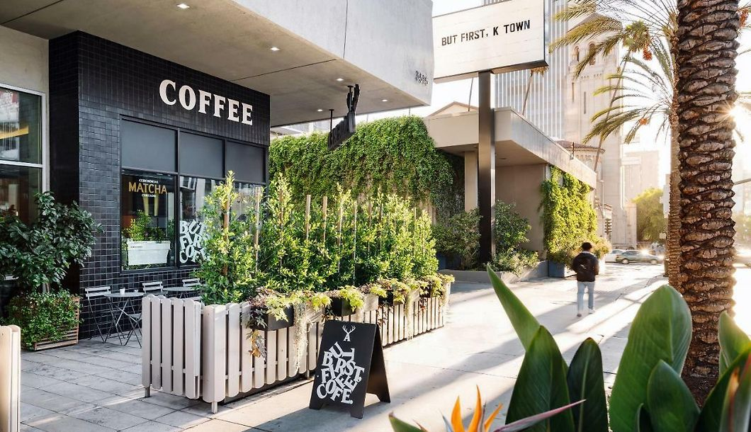 The Line Hotel Los Angeles | 4-Star Accommodation in Koreatown from $233